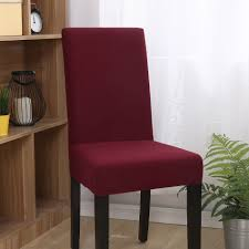 online get cheap red chair covers aliexpress com alibaba group