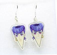 jojo s earrings online shop jojo s adventure derivative work