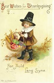 vintage thanksgiving postcards msbittyknacks blog vintage thanksgiving free clip art