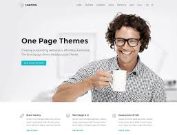 top 20 most popular one page wordpress business themes for tech