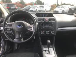 subaru xv 2016 interior used 2014 subaru xv crosstrek 2 0i w sport pkg in gatineau used