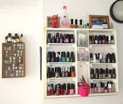 beautiful nail polish rack nail nails art