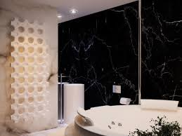 black and white eclectic bathroom photos hgtv elegant clipgoo