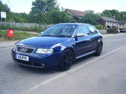 Audi S3 Stats 1999 Audi S3 8l Pictures Information And Specs Auto Database