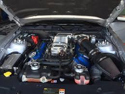 1992 mustang supercharger ford performance mustang 750hp supercharger upgrade kit polished