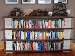 cheap diy bookshelf doherty house diy bookshelf design