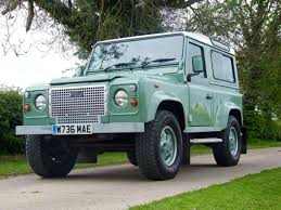 2000 land rover landrover defender 2000 land rover defender heritage 90 county