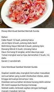 resep masak pakai kecap royal gold fish 68 best indonesian traditional foods images on pinterest