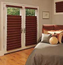 astonishing jc penney roman shades with red headboard