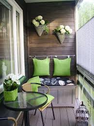 green balcony furniture small balcony gardens make the most of