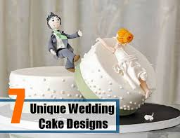 unique wedding cakes cake designs to make your wedding special how to decorate a