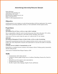 Resume Sample For Student Student Internship Resume Sample Inside Ucwords Amazing Chic
