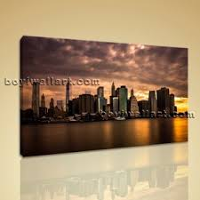 sell picture print canvas wall art sunset landscape living room