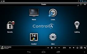 control4 myhome android apps on google play
