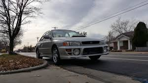 subaru coupe rs fishrs the 1999 gc coupe subaru impreza gc8 u0026 rs forum