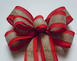 christmas wrapping bow burlap christmas bow burlap wreath bow burlap christmas