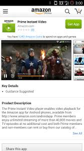 amazon updates its 5 0 with instant video streaming