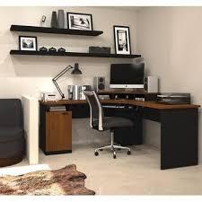 Computer Desk Brown Workstations Office Desks Sears