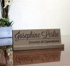 Cheap Desk Name Plates Unique Wooden Office Desk Name Plate Plaque Block Handmade