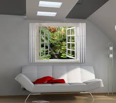 window large giant 3d poster print photo mural wall art ia181 ebay preview