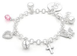 design your own baby children s charm bracelet includes 1