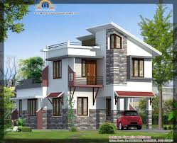 modern villa elevation 1577 sq ft home appliance