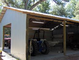 Small Metal Barns Nature Coast Services Llc Pole Barn Kits