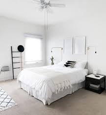 bedroom simple cool scandinavian minimal bedroom appealing