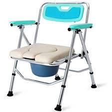 chaise perc e pliante chaise percée pliante confort chaise avec wc rembourré portable