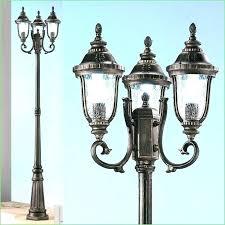 outdoor post mount lights yard l post lighting determine the correct exterior post mount