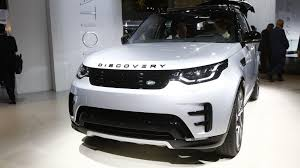 land rover discovery concept land rover discovery svx gets v8 power better off road chops