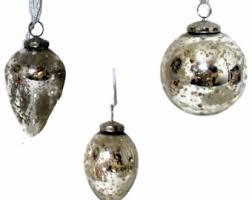 mercury ornaments centerpiece ideas