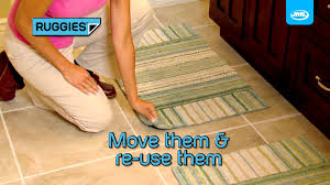 Hardwood Floor Furniture Grippers by Jml Ruggies 8 Self Adhesive Reusable Non Slip Skid Rug Grippers