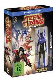 B Otisch Weiss Teen Titans Der Judas Auftrag Figur Exklusiv Bei Amazon De Blu