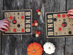 Halloween Bingo Free Printable Cards by Halloween Bingo Game Printable