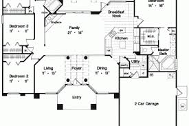 floor plans for homes one story 21 one story open floor plan homes one story open concept house