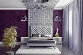 Awesome Purple Bedroom Ideas - Deep purple bedroom ideas