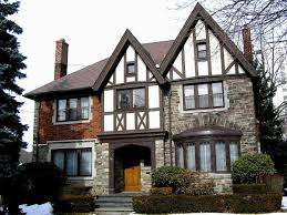 home tudor style garden gate house architecture with images on