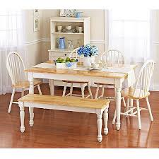 walmart better homes and gardens farmhouse table better homes and gardens autumn lane farmhouse table white and