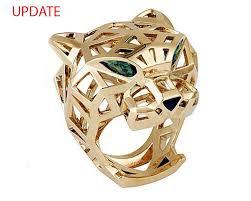 ring men 3d print model panzer panther men ring update cgtrader