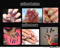 Nail Art Meme - nail art by penttiseta meme center
