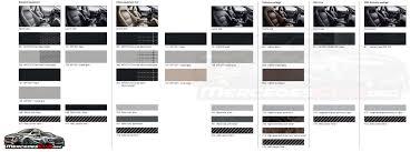 mercedes interior colors materials options