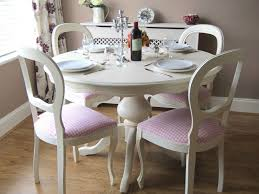 shabby chic dining chair covers home design ideas