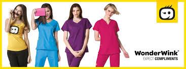 wonderwink nurse scrubs
