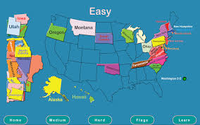 Usa Puzzle Map by Usa Puzzle Android Apps On Google Play