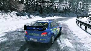 subaru wrc subaru wrc 2007 mod wrc 3 pc youtube