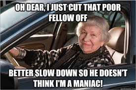 funniest memes of the week engineering professor old lady driver