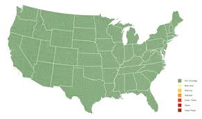 interactive map of the us interactive us map comparative billing reports interactive map of