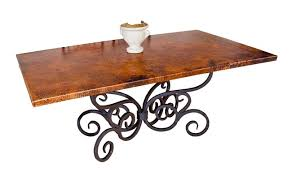 72 pedestal dining table rustic lacquer finish handpeeled rustic double pedestal dining table