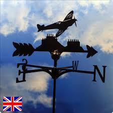 Nautical Weathervane High Quality British Made Spitfire Weathervane 39b